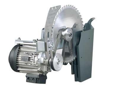 Hammer B3 Kreissaegeaggregat