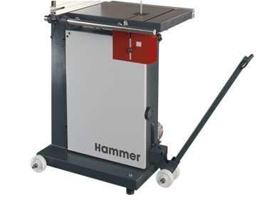 Hammer N3800 fahreinrichtung