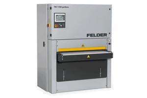 web breitbandschleifmaschine fw1102perform felder feldergroup