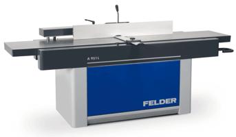 web hobelmaschine a951l felder feldergroup