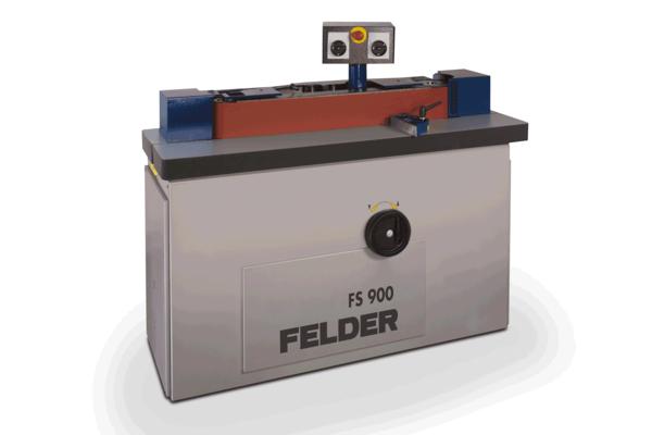 web schleifmaschine fs900k felder feldergroup