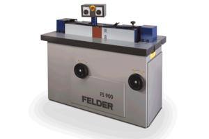 web schleifmaschine fs900kf felder feldergroup