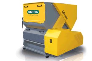 Untha zerkleinerer LR1000