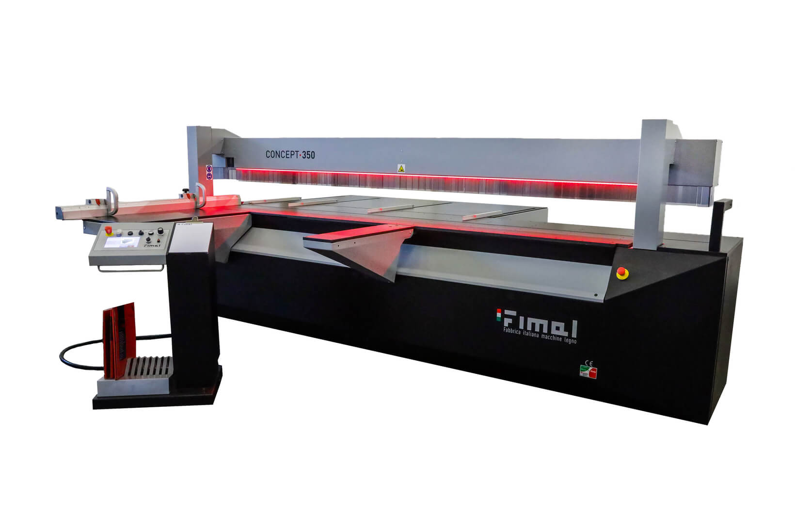 Fimal CONCEPT 2.0 RED LED