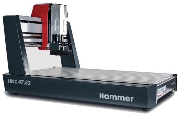 Hammer Portalfraese HNC 47.82 1