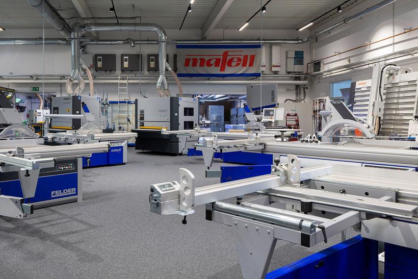 Ausstellung Maschinen2 miller maschinen